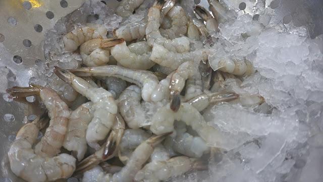 Raw Vannamei Shrimp PDTO For Breading