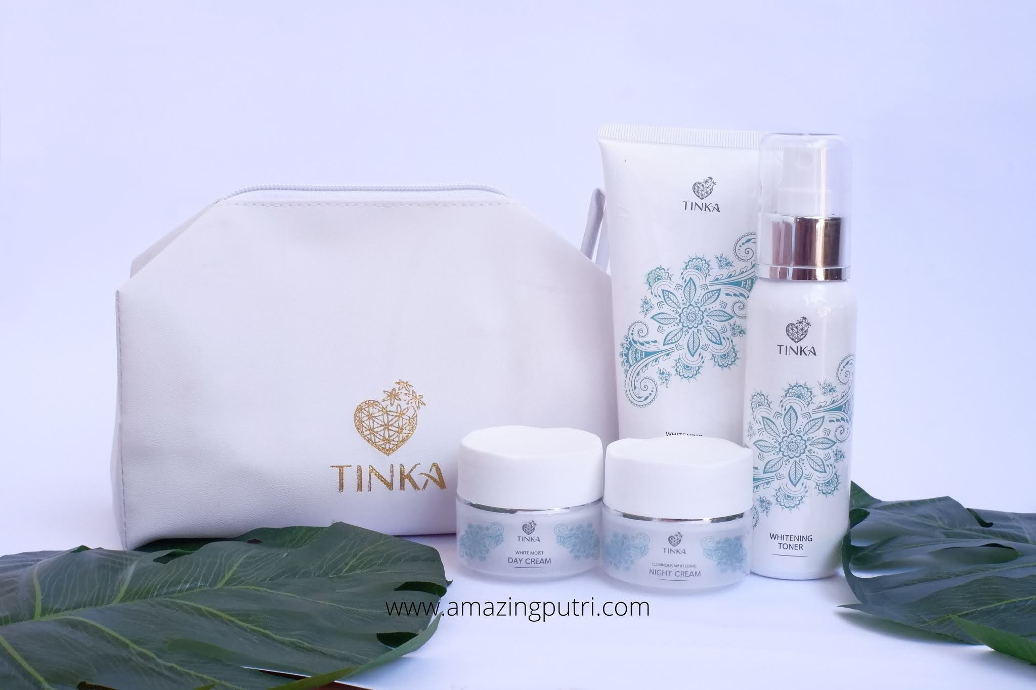 Review Tinka Whitening Face Series