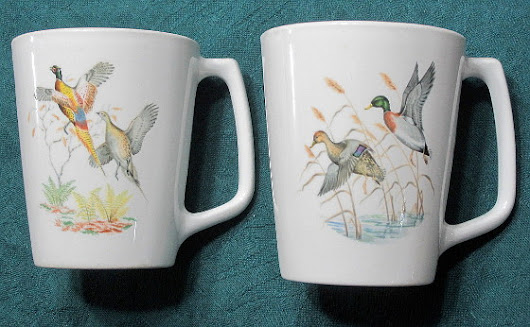 The 411 on the C-311 - Centura & Pyrocream Tableware Mugs
