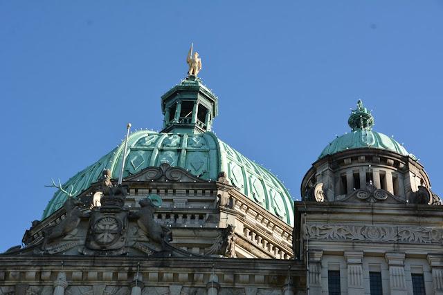 Parliament Victoria Island dome