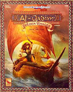 Al-Qadim Golden Voyages