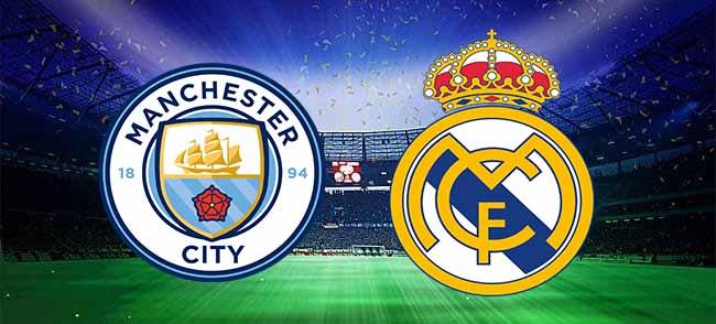 مشاهدة مباراة ريال مدريد ومانشستر سيتي بث مباشر اليوم 7-8-2020
