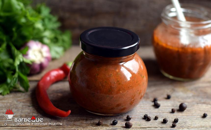 Кавказский соус