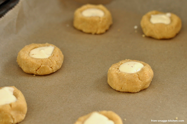 Cheesecake-Cookies