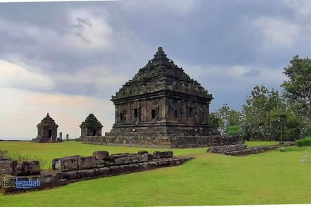 Gagahnya Candi Ijo, Kompleks Percandian Tertinggi di Yogyakarta