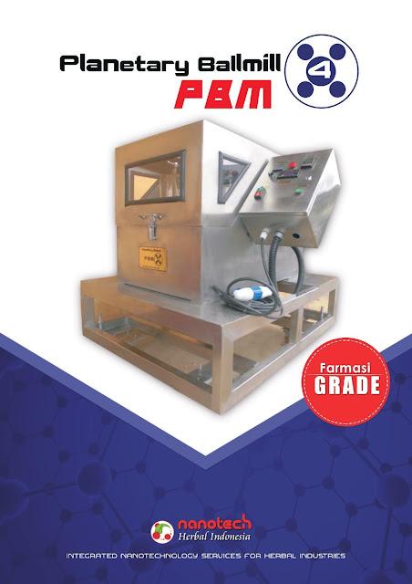 mesin pbm