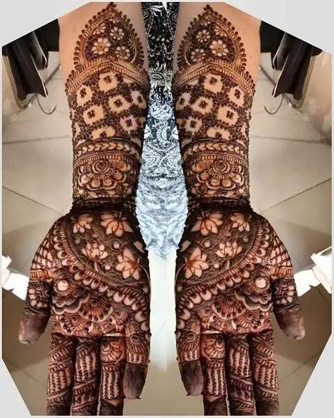 full-hands-mehndi-design-for-wedding-ladies