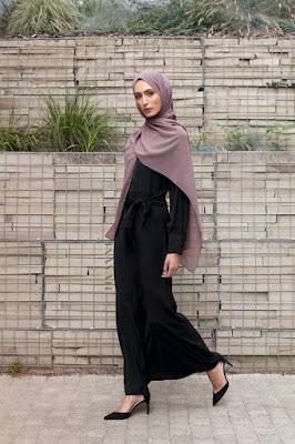 Hijab keren dan cantik untuk cewek seksi