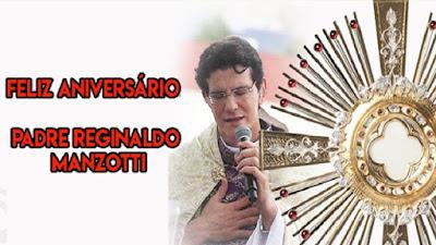 imagem do Padre Reginaldo Manzotti