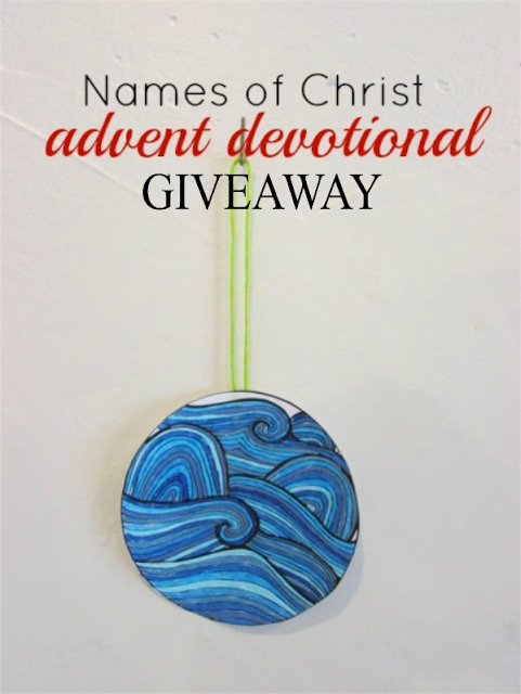 Win one of two digital copies in this Names of Christ Advent Giveaway! Keep Christ in Christmas, keep your kids entertained. Several ways to enter, some you can do every day! {posted @ Unremarkable Files}