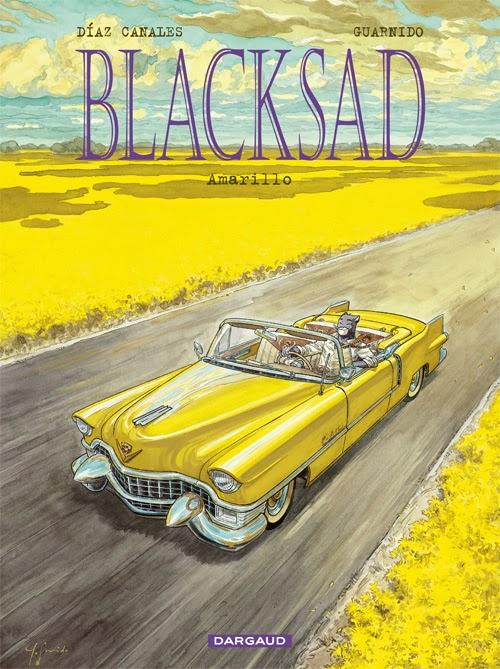 Rencontre avec Guarnido et Diaz Canales, les auteurs de Blacksad
