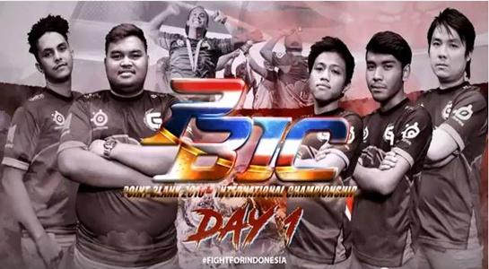 "Team ""Guardian Force"" Gagal Ke Babak Grand Final PBIC 2016"