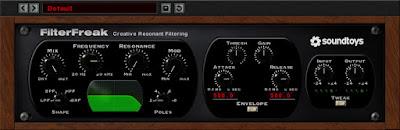 SoundToys Filterfreak 1 Full version