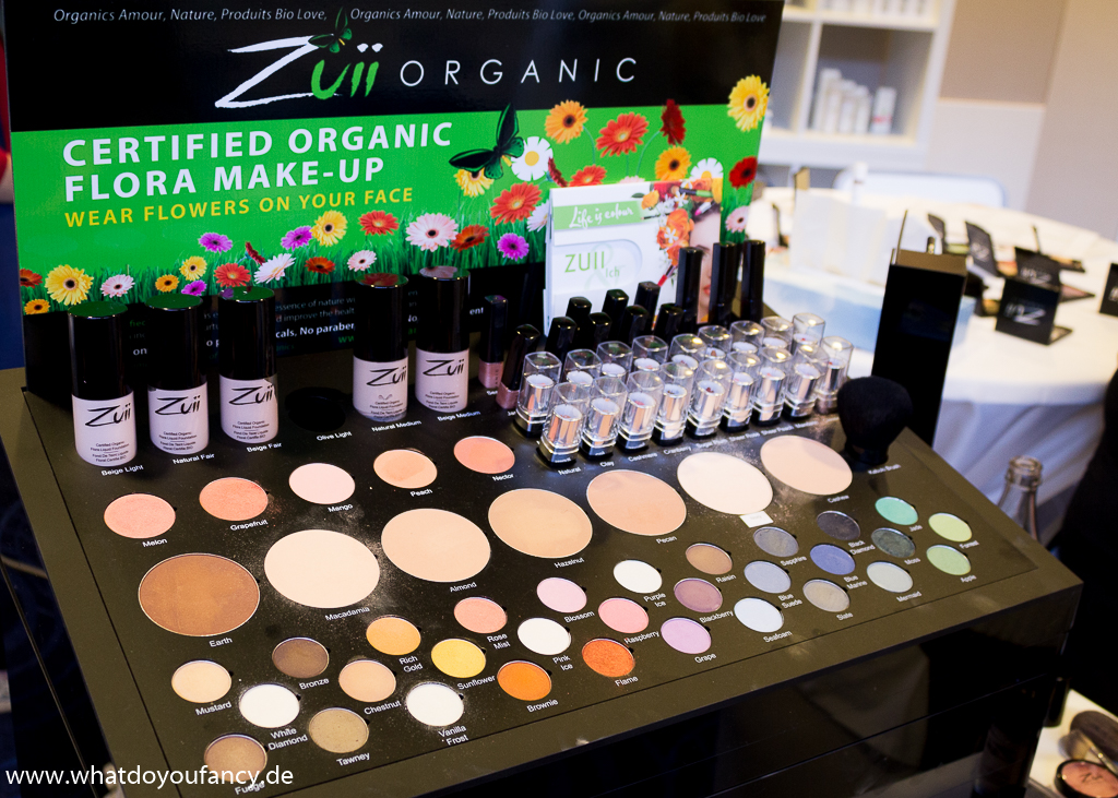 beautypress Bloggerevent ZUII Organic