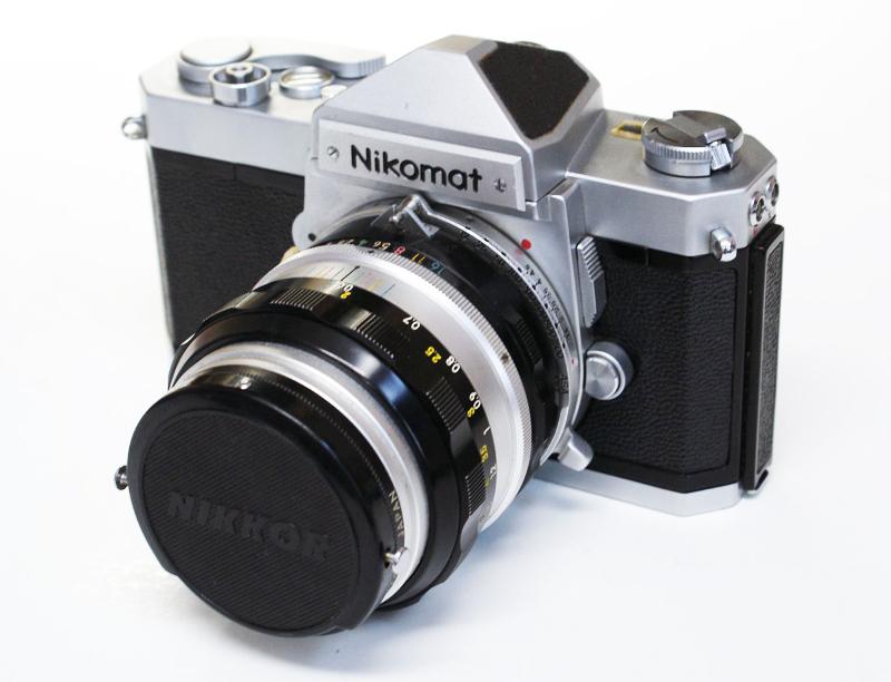 Sejarah Kamera Nikon Kamera Analog Nikon terbaru