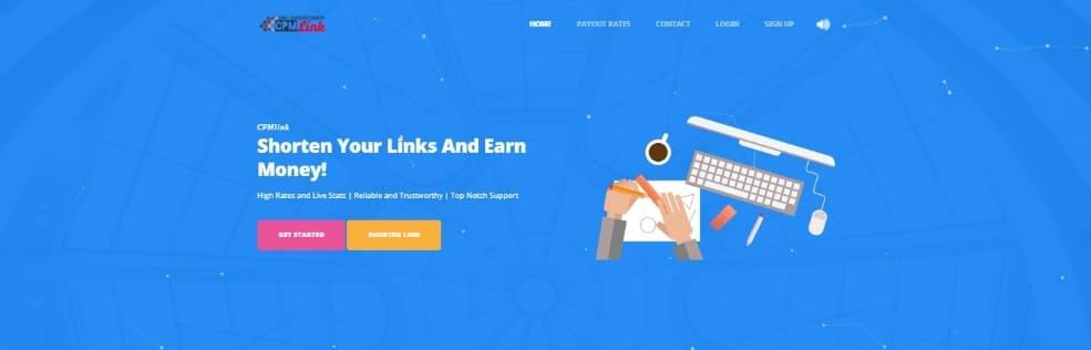 موقع Cpmlink.net
