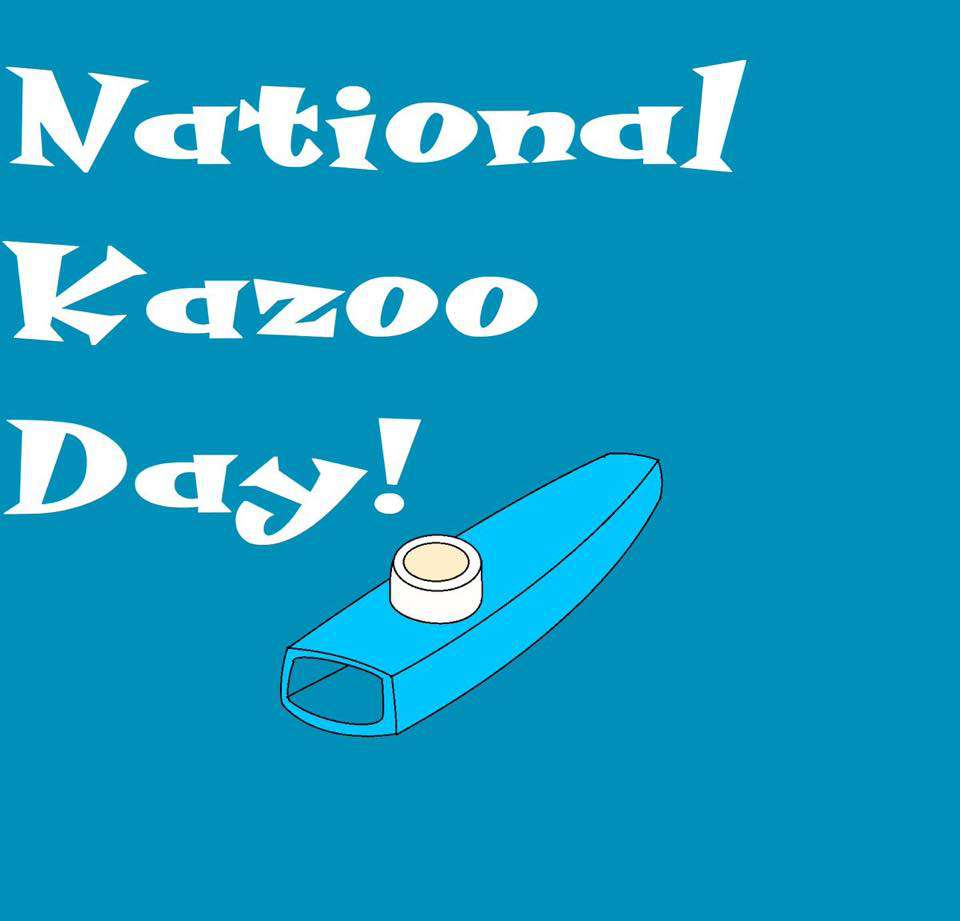 National Kazoo Day Wishes for Instagram