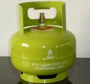 Gas 3 kg langka