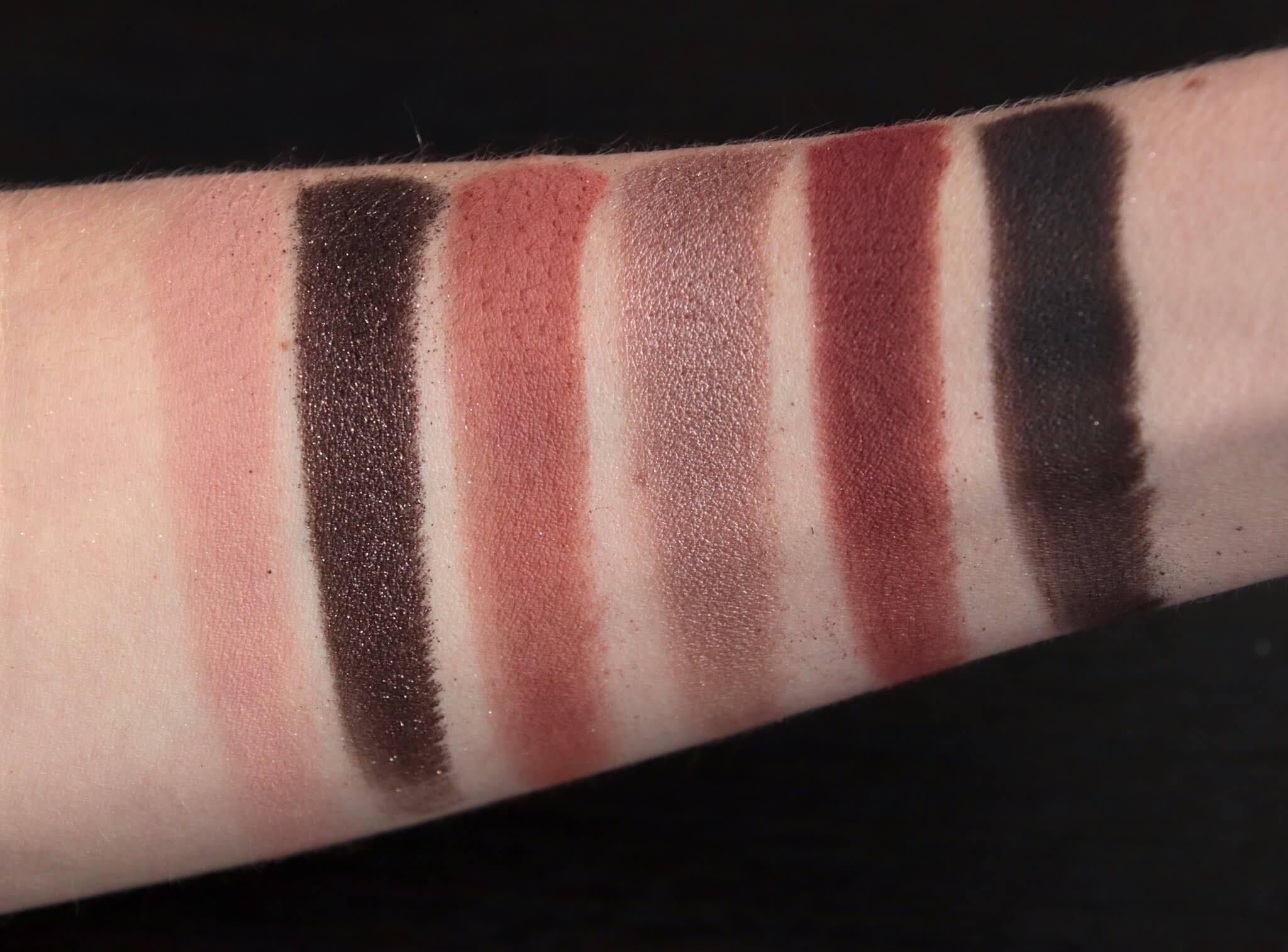 bobbi brown high barre eye shadow palette