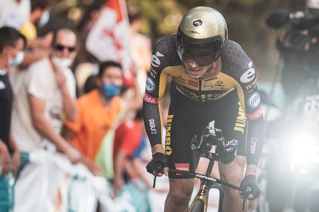 Primoz Roglic vence primeira etapa da Vuelta a España 2021 - Foto: Charly López Photography