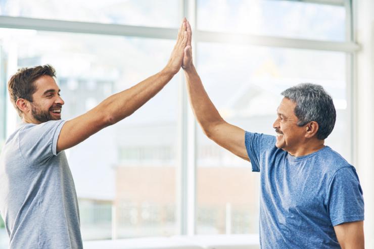 Rehabilitasi stroke lewat aido health