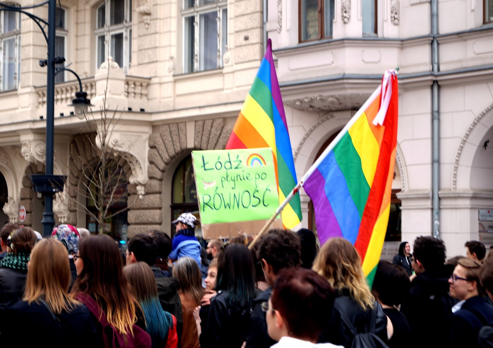 Lodz for equality