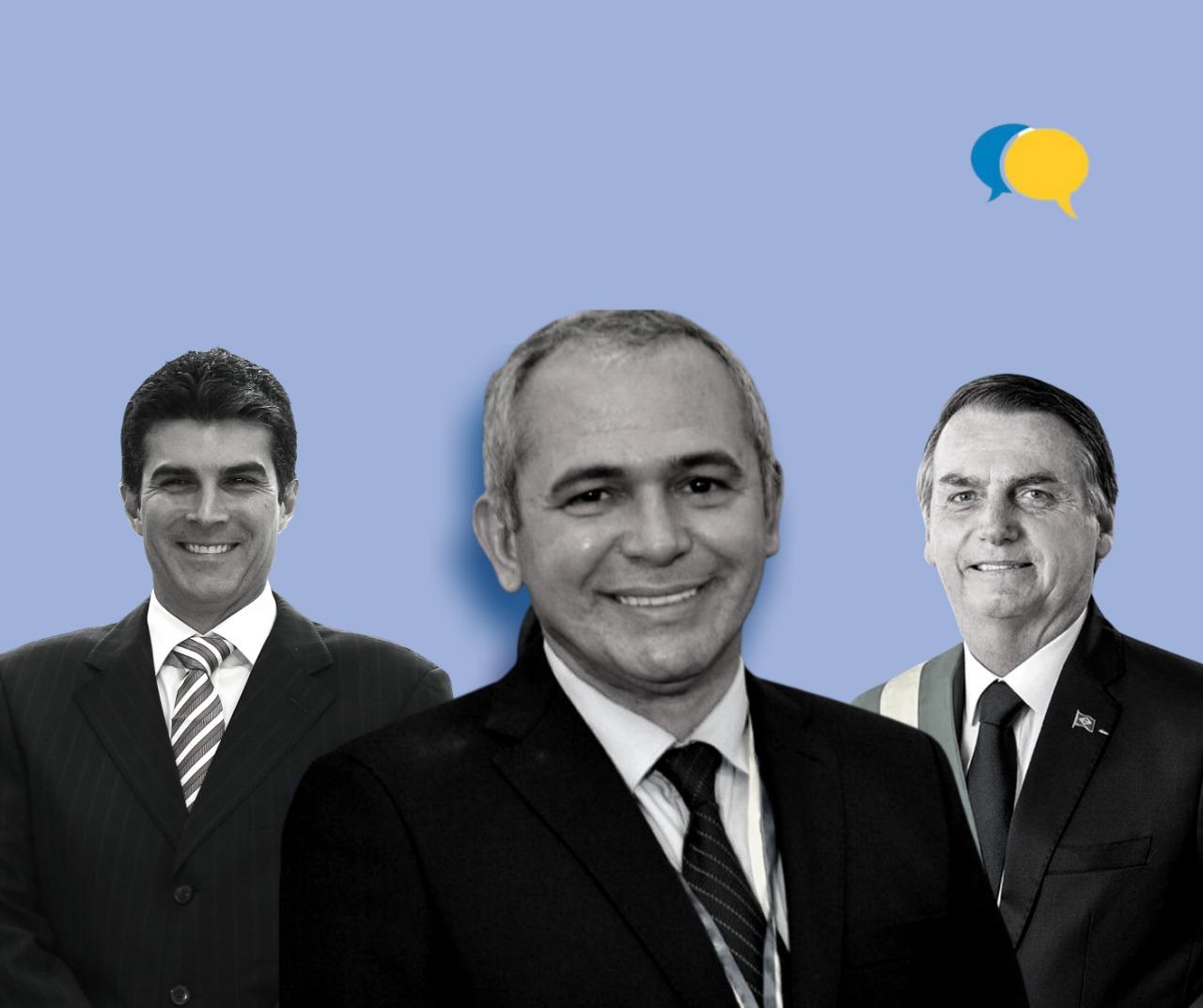 Pandemia: Nélio conta com avaliação positiva de 70% da população; veja Helder e Bolsonaro