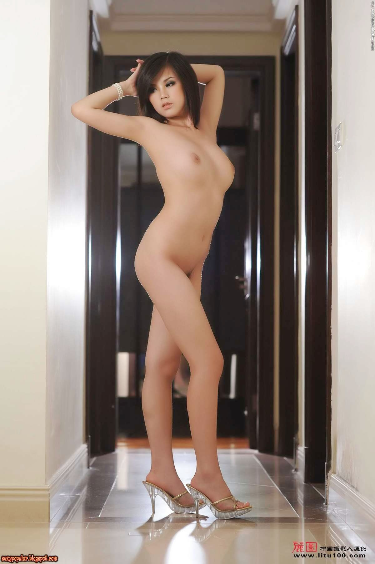 litu 100 archives: Chinese Nude Model Ke Xin 02 [Litu100] | 18+ gallery photos