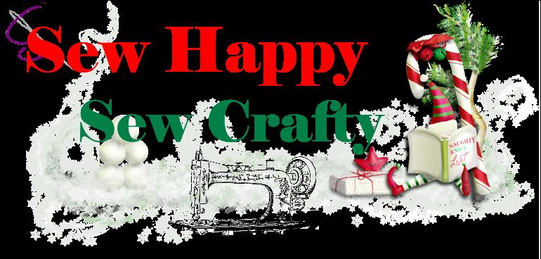 Sew Happy Crafty
