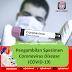 Pengambilan Spesimen  Coronavirus Disease (COVID-19)