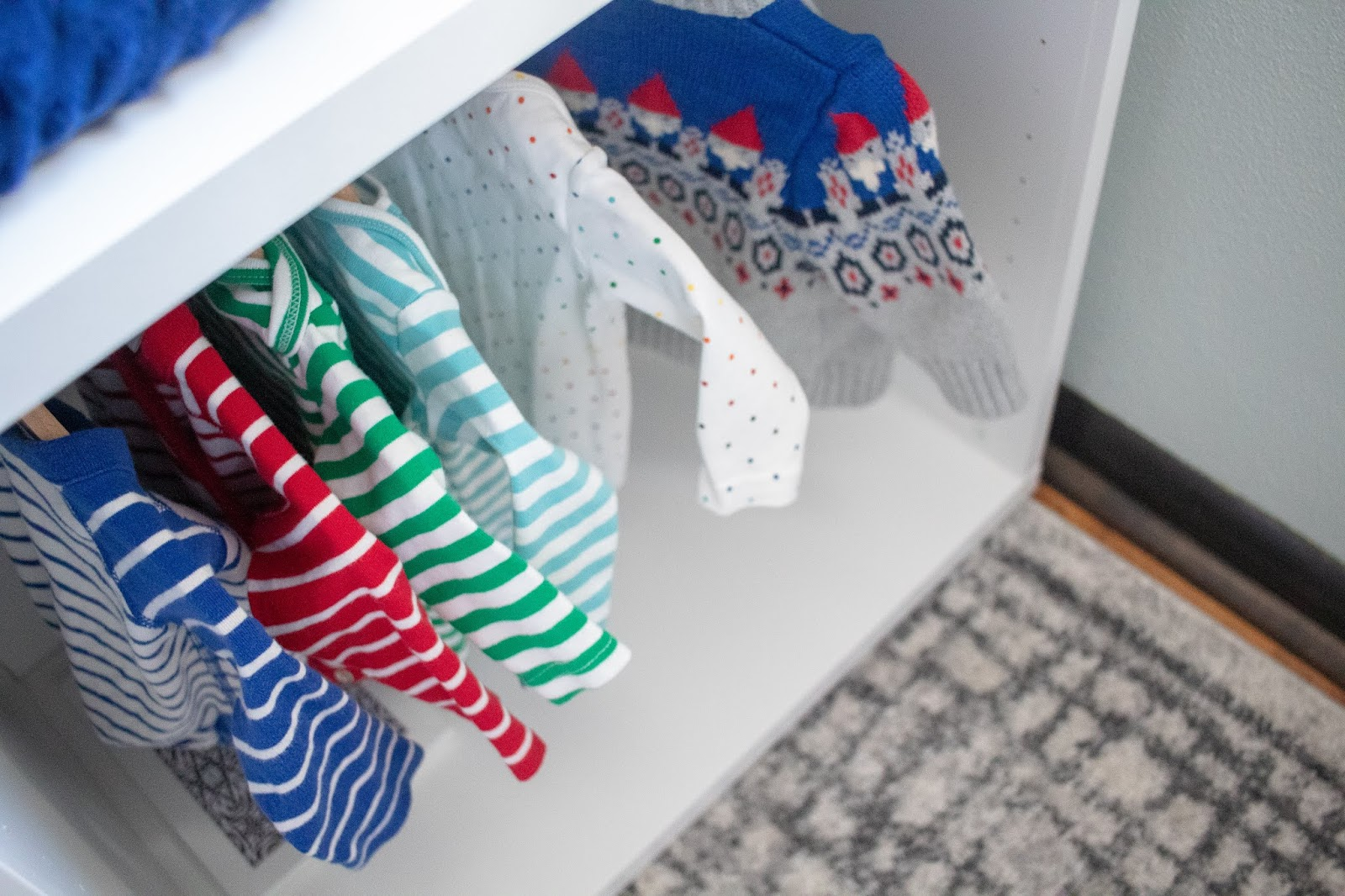 A look at our baby capsule wardrobe, plus a free planner to make your own!