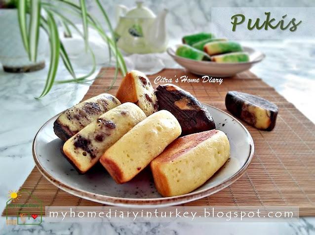 Pukis lembut dan bikin nagih! / Traditional Indonesian snack ; Pukis | Çitra's Home Diary