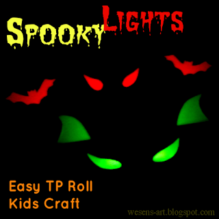 Spooky Lights wesens-art.blogspot.com