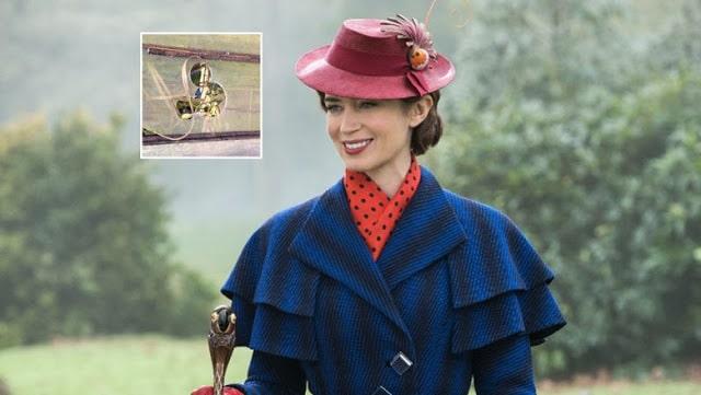 Mary Poppins: Sihirli Dadı Geri Dönüyor Filmindeki 6 Gizli Mickey