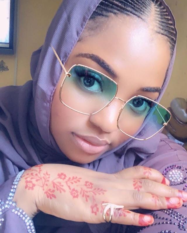 Aisha aliyu tsamiya - zafafan hotunan Aisha aliyu tsamiya na wannan makon Wanda suka ja hankulan mabiyanta