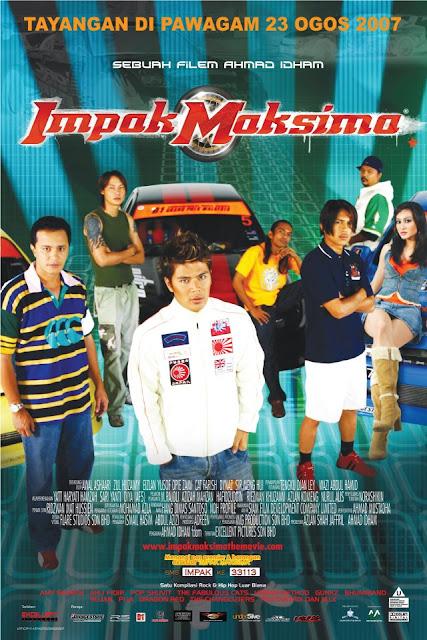 Filem Impak Maksima 2 Bakal Diterbitkan?
