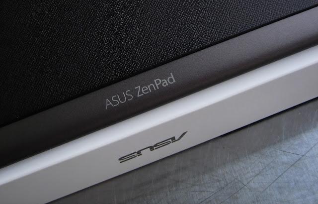 喇叭、擴充電源、平板「三位一體」的 ASUS ZenPad Z380KL + Audio Cover - 1