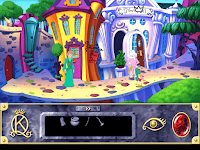 Videojuego King's Quest VII The Princeless Bride