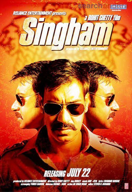 Singham (2011) Hindi HD Movie 480p 720p