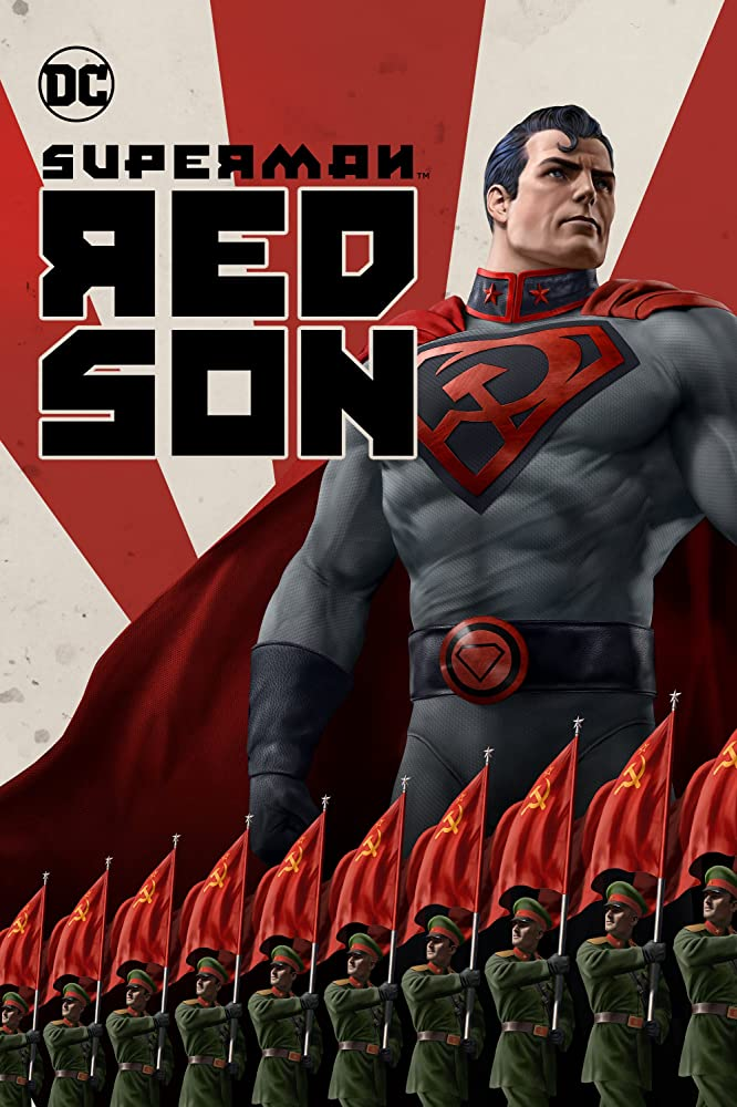 Nonton Download Film Superman: Red Son (2020) Full Movie Sub Indo
