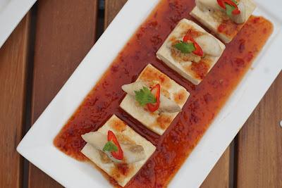 Dori in Thai sauce Ala Terasky Transera Hotel