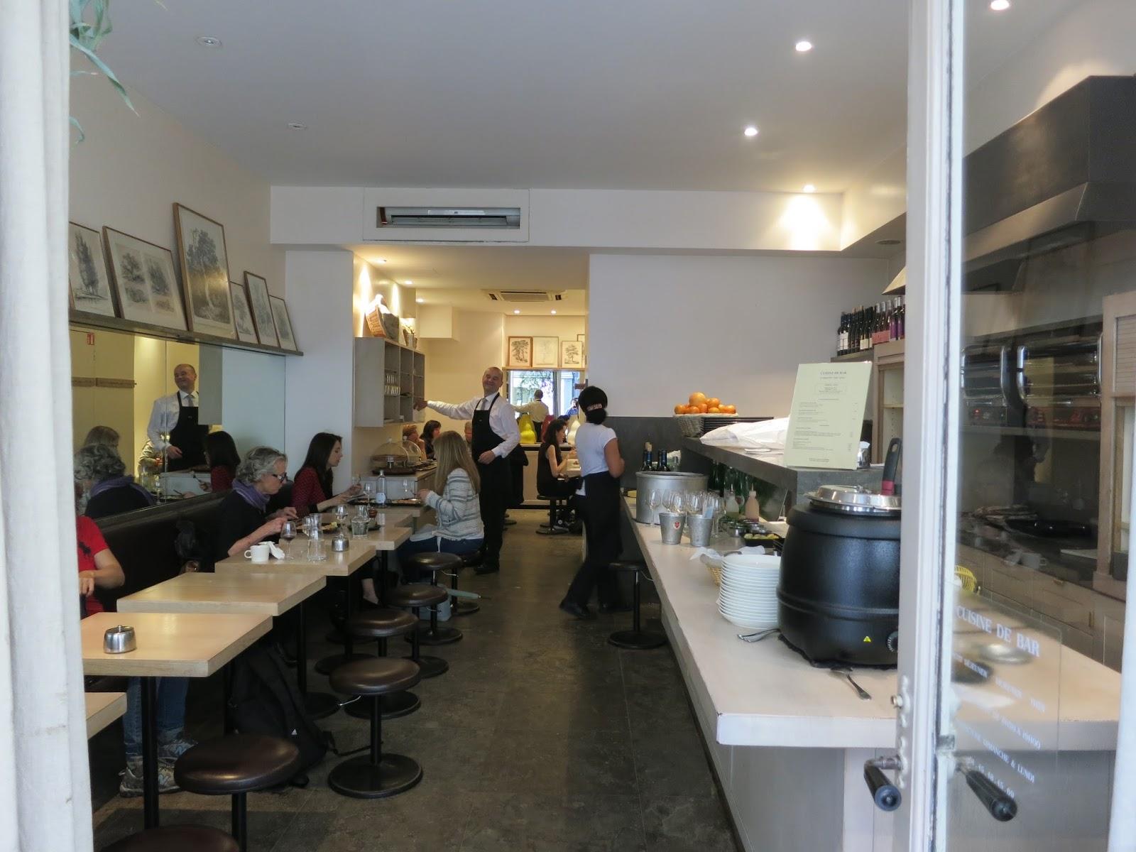 Cuisine De Bar Paris