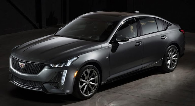 Cadillac, Cadillac CT5, New Cars, New York Auto Show