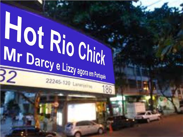 senhor darcy no brasil