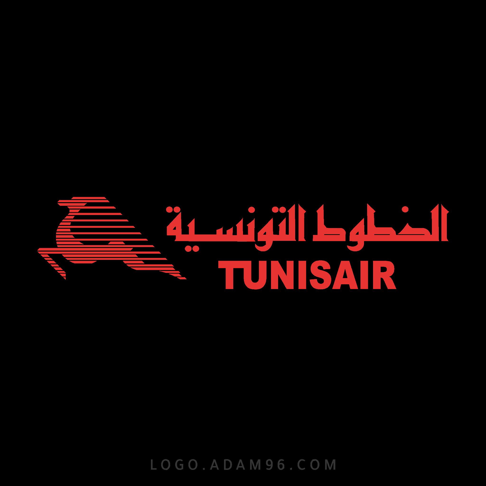 تحميل شعار الخطوط الجوية التونسية لوجو شفاف Logo Tunisian Airlines PNG