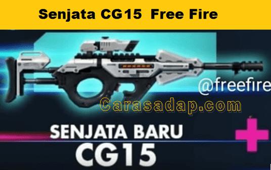 Senjata CG15 Free Fire Terbaru