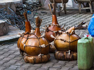 Waragi, also known as Kasese or Lira Lira is a popular craft alcoholic beverage distilled in Uganda