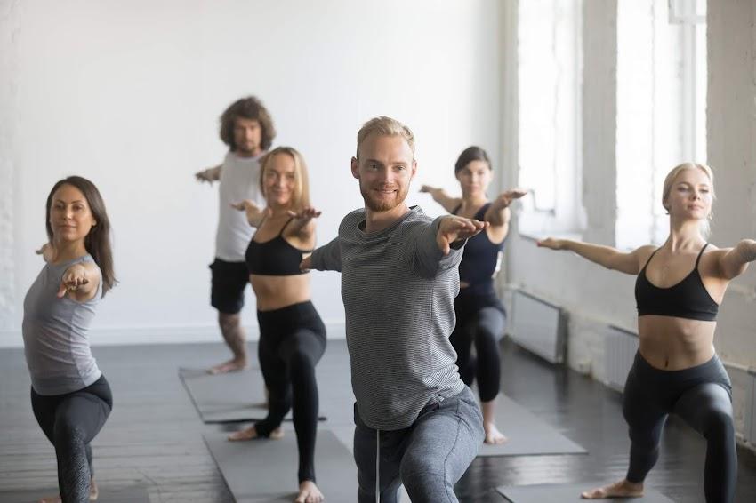 Años de Yoga.