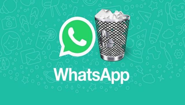 3 Tips Mudah Hapus Pesan WhatsApp