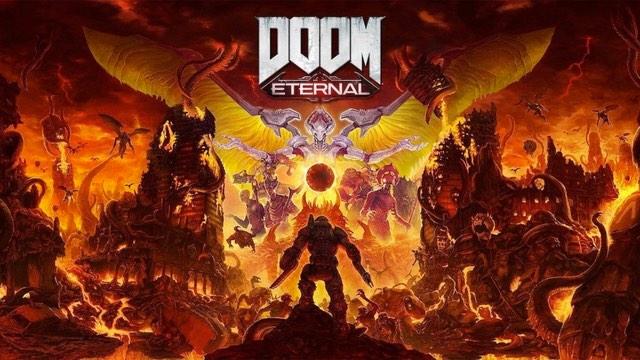 game pc doom eternal